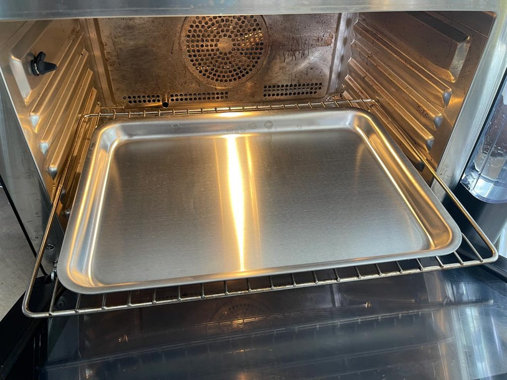 Best 5-ply pan for Anova Precision Oven.