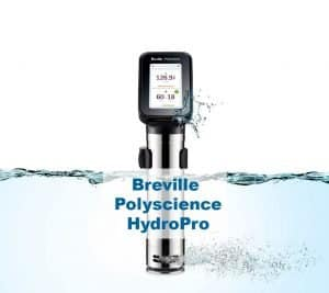 breville polyscience hydropro and hydropro plus