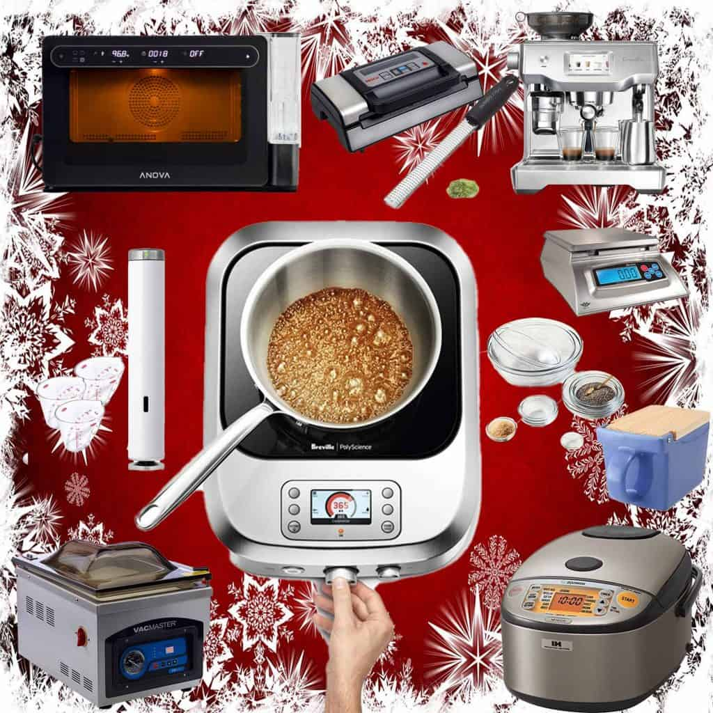 kitchen equipment gift buying guide
