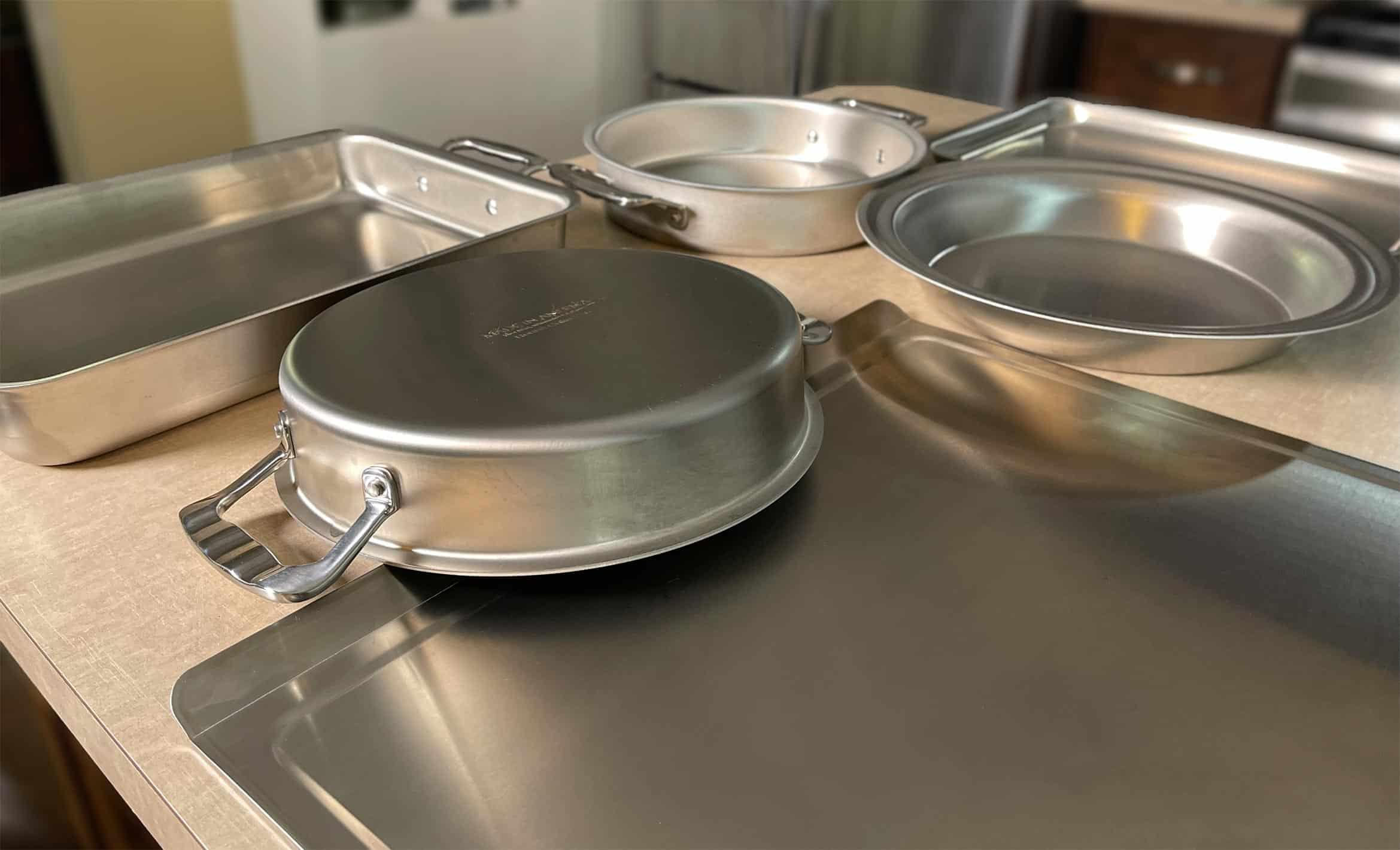 Best 5-Ply Bakeware - Like Triply but better!
