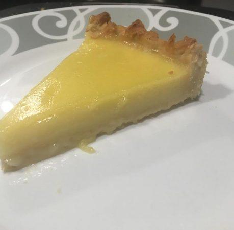 Heston Blumenthal's lemon tart.